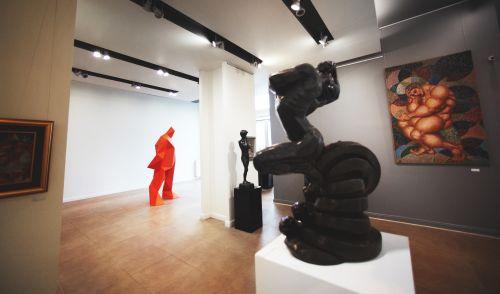 Last chance to see Paweł Orłowski exhibition