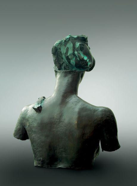 PORTRAIT OF A HEAD