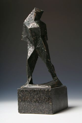 SPRING  cast bronze, granite   height 40 cm  2016