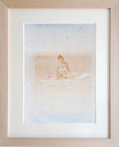 Own technique on paper  37 x 27,5 cm  2014
