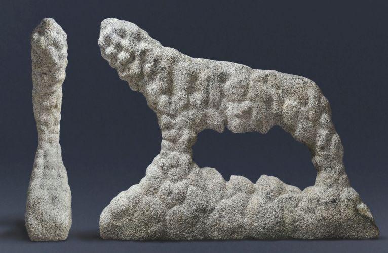 Granite  105 x 130 x 30 cm  2012