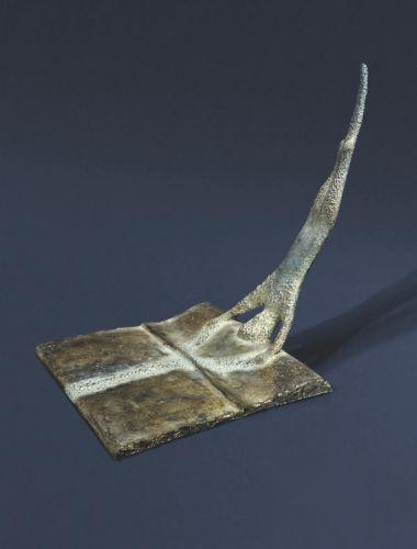 Bronze  40 x 30 x 40 cm  2008