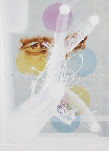 PRIERE DE TOUCHERE   Oil and acrylic on canvas  140 x 100 cm  2014